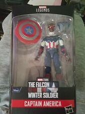 MARVEL LEGENDS FALCON WINTER SOLDIER CAPTAIN AMERICA BAF Disney Plus ??