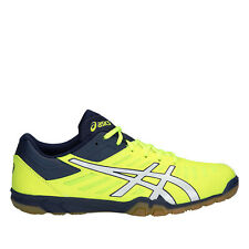 Asics Attack Excounter 2 [1073A002-750] Women Table Tennis Shoes Flash Yellow