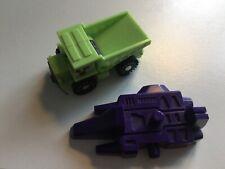 Transformers Universe 2004 Treader figure MICROMASTER Devastator combiner