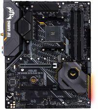 ASUS - TUF GAMING X570-PLUS (WI-FI) (Socket AM4) USB-C Gen2 AMD Motherboard w...