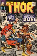 Thor 137 Silver Age Comics 1st appearance of Ulik Fine
