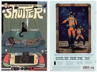 Shutter #1 (NM+ 9.6) 1st Print Brandon Graham Cover Art 2014 Image Comics