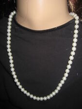 Pearl Strand/String Costume Necklaces & Pendants