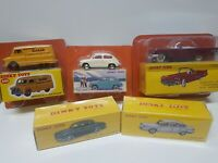 Atlas Editions Dinky Toys Excellent Lot Of 5 Boxed Sealed Items