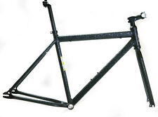 EVO Slay Lrg 56cm Single Speed Fixie Fixed Gear 700c Road Track Bike Frame NEW