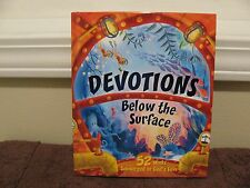 Devotions Below the Surface: 52 Weeks Submerged in God's Love NEW by B&h Kids Ed