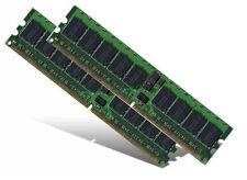 2x 1GB 2GB ECC 533Mhz Fujitsu-Siemens Server Primergy RX100 S3 Speicher RAM