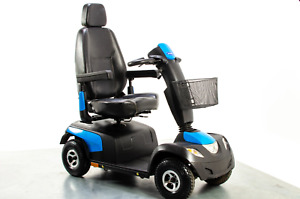 Invacare Comet Ultra 8mph Used Mobility Scooter Off-Road Bariatric