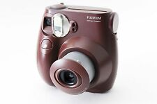 [Near Mint] Fujifilm instax mini 7S choco Instant Camera w/ Box from Japan #5761