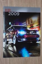 Brochure all-new Ford Flex 2009 (1) Canada