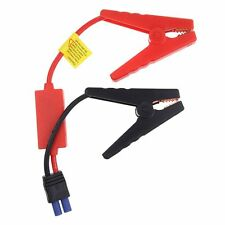 12V Emergency Lead Cable Wire Battery Alligator Clamps Clip For Car Jump Starter