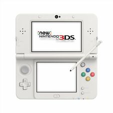 New Nintendo 3DS - White Japan Import