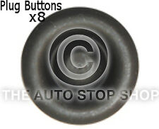 Fasteners Plug Buttons 21,5 A 23,5 MM VW Jetta/Kombi/Lupo etc Part 10317vw 8PK