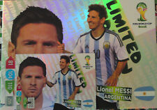 FIFA WORLD CUP BRASIL 2014 MESSI LIMITED EDITION XXL