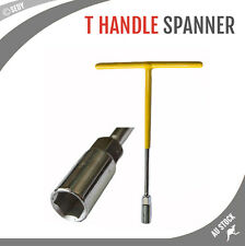 T Bar Nut Driver Deep Drawn Hex 11mm T Handle Long Socket T Wrench Spanner NEW