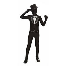 I'm Invisible Formal Suit Costume, Child Size Large | Forum Novelties Skinsuit