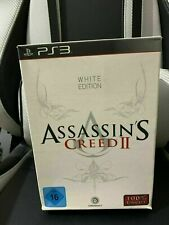 ASSASSIN'S CREED 2 : WHITE EDITION - COLLECTOR / LIMITEE - PS3 / PLAYSTATION 3