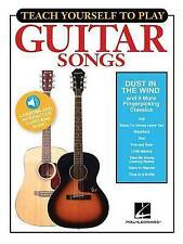 Teach Yourself to Play Guitar Songs: Dust in the Wind and 9 More...