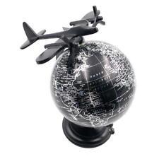 Beautiful World Globe With Aeroplane OR1162