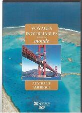 DVD VOYAGES INOUBLIABLES AUTOUR DU MONDE : australie / amerique READER'S DIGEST