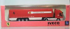 "New-Ray Iveco Stralis Koffersattelzug ""Scuderia Ferrari"" /NR1"