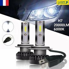 110W 20000LM Canbus H7 LED sans ampoule Voiture Feux Lampe Kit Phare FR