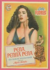 Spanish Pocket Calendar #247 Mexican Hispanic Pena, Penita Pena Film Poster