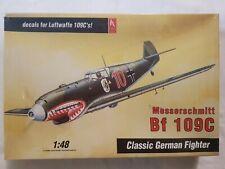 Hobbycraft 1567 Messerschmitt Bf 109 C 1:48 Neu und versiegelt