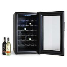 28 BOTTLE WINE RACK COOLER MINI BAR DRINK REFRIGERATOR 70L HOME STORAGE CHILLER