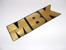 emblème MBK