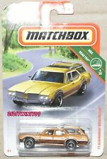 MATCHBOX 2019 MBX ROAD TRIP '71 OLDSMOBILE VISTA CRUISER