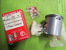 NOS Montesa Cappra 125 VA VB VE Tarabusi 54.50 Piston Kit p/n 3860.074 # 14