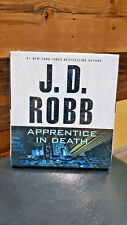 In Death: Apprentice in Death by J. D. Robb (2016, CD, 9 disc set, Abridged)