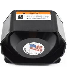 200W 12V Compact Loud Speaker PA System Horn Emergency Warning Siren Pretty