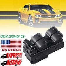 Window Master Power Switch OEM 20945129 for Chevrolet Silverado GMC Sierra2500HD