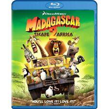 DVD (BLU RAY ) Madagascar 2