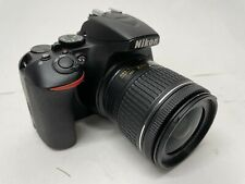 Nikon D3500 24.2 MP Digital SLR Camera with 18-55mm Lens - *Read Description!*