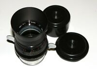 EXC! LOMO OKC1-75-1 75mm F2 Vintage Cine Movie Lens OCT-18 Konvas Mount SN760949