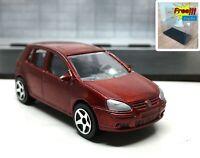 Majorette Volkswagen VW Golf V Red 1/61 264B Wheel 5CS no Package