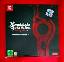 Xenoblade Chronicles Definitive Edition - Edición Coleccionista Switch - NUEVO