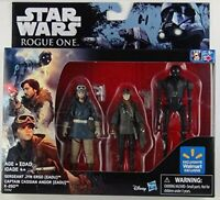 Star Wars: Rogue One, Exclusive Action Figure Set (Sergeant Jyn Erso, Captain