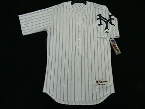 Authentic San Francisco / New York Giants 1912 Throwback TBC Jersey VERY RARE 40