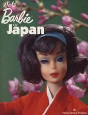 Vintage Barbie Doll Barbie in Japan Book by Keiko Kimura Shibano RARE! NEW!