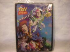 Disney Hasbro Pixar Toy Story Metal Promo Trading Card Andy'S Toys 1996 New