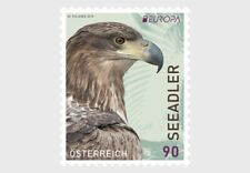 White Tailed Eagle Europa mnh stamp 2019 Austria Bird
