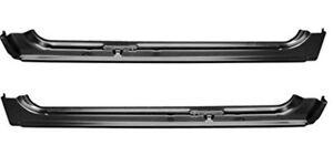 99-06 Chevy Silverado,GMC Sierra 4-Door Extended Cab Rocker Panels Pair