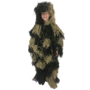 Arcturus Warrior Kids Ghillie Suit   Great for Hunting and Airsoft!