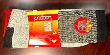 Men's Socks Loops Link HEAT HOLD THERMAL 3 Pair Size 7-13 NEW (H)