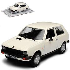 Yugo 45 Zastava Jugo Kleinwagen Weiss 1981-2008 1/43 Modellcarsonline Modell Aut