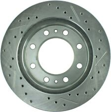 StopTech Disc Brake Rotor Front Right for Chevrolet, GMC, Cadillac / 227.66042R